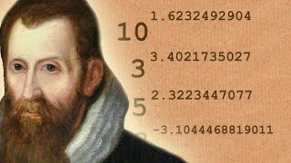 Log Tables (extra bit) - Numberphile