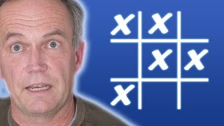 Tic-Tac-Toe (with Xs only) - Numberphile