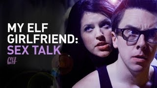 My Elf Girlfriend: Sex Talk