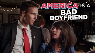 How America Is Like A Bad Boyfriend