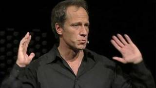 Mike Rowe: Learning from dirty jobs