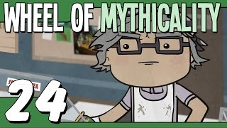 Link is a Grumpy Lunch Lady (Wheel of Mythicality - Ep. 24)