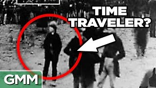3 Real Life Time Travelers