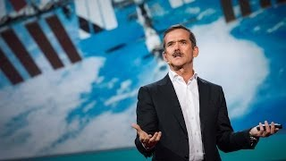 Chris Hadfield: What I learned from going blind in space