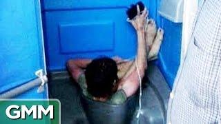 Weirdest Things Found in Toilets