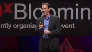 Shawn Achor: The happy secret to better work