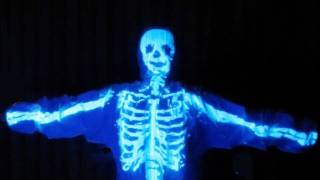 Laser Dye at Halloween - Periodic Table of Videos