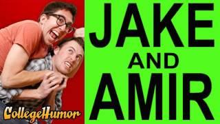 Jake and Amir: Business Card