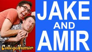 Jake and Amir: Break a leg