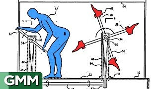 6 Dumbest Patents of All Time