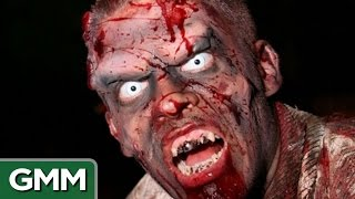 The 4 Most Extreme Haunted Houses