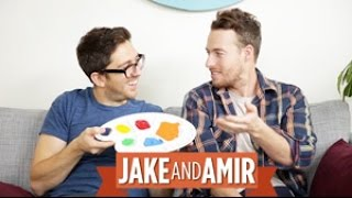 Jake and Amir: Painting Ideas