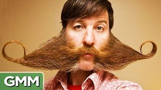 8 Fascinating Facial Hair Facts