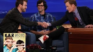 Rhett and Link on Conan