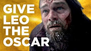 Please, Dear God, Give Leo The Oscar.