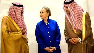Hillary Camp Was Ecstatic To Arm Terror-State Saudi Arabia