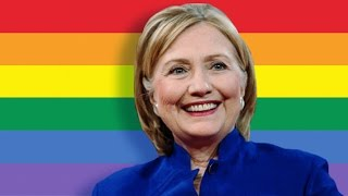 Should Liberals Care About Hillary Clinton's Anti-Gay Past?
