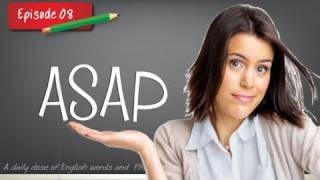 Daily English Vocabulary E10  |  ESL lesson, Vocabulary & Phrases with Pronunciation &  Accent