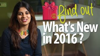 What's new to learn in the New Year (2016)?  Learning English? Stay tuned & Find out.