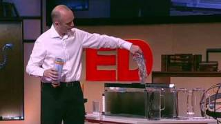 Michael Pritchard: How to make filthy water drinkable
