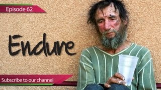 Daily Video vocabulary -- Episode 62  Endure   Spoken English Lesson
