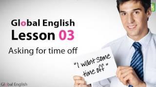 Spoken English Lesson 03  -  ESL, lesson with, Vocabulary & Phrases | Speak Fluent English