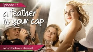 Daily Video vocabulary - Episode 57 (  ESL ) A feather in your cap   - English speaking Lesson