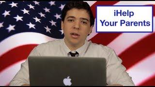 Teach Your Parents How To Use Pandora [iHelp Your Parents]