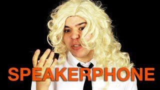 How To Use Speakerphone [iHelp Your Parents]