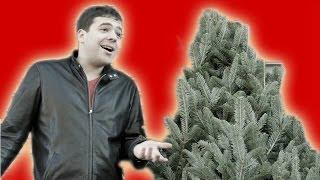 Christmas Tree Pick Up Artist