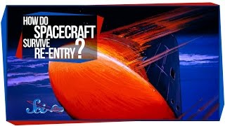 How Do Spacecraft Survive Re-Entry?