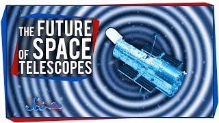 The Future of Space Telescopes: Umbrellas & Glitter!