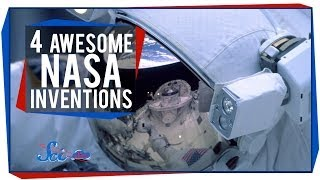 4 Awesome NASA Inventions You Use Every Day