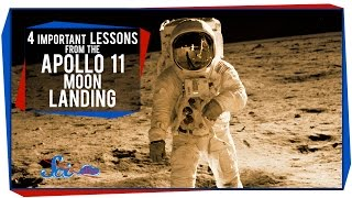 4 Important Lessons from the Apollo 11 Moon Landing