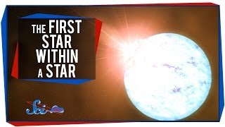 The First Star-Within-A-Star
