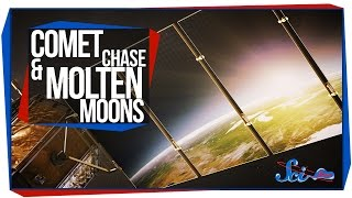Comet Chase & Molten Moons