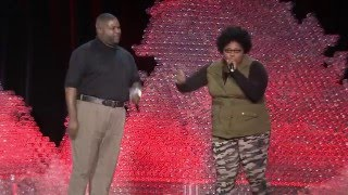 A Beatboxing Lesson from a Father-Daughter Duo | Nicole Paris and Ed Cage | TED Talks
