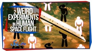 2 Weird Experiments in Human Space Flight