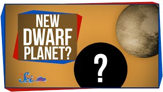 A New Dwarf Planet?