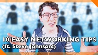 10 Simple Tips to Be a Professional Networking Superstar!