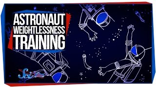 Astronaut Weightlessness Training