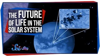 The Future of Life in the Solar System