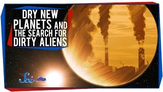 Dry New Planets and The Search for Dirty Aliens