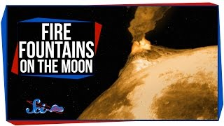 Fire Fountains on the Moon
