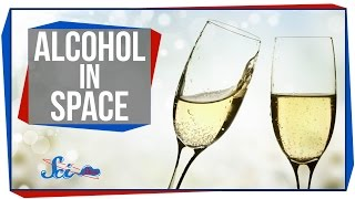 Cosmic Cocktails: Oxygen and Alcohol in Space!