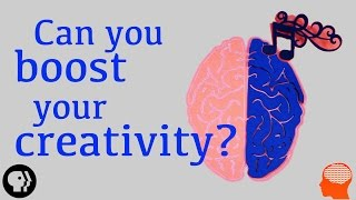 Can You Boost Your Creativity?