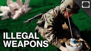 What Weapons Are Illegal In War?