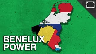 How Powerful Are The Netherlands, Belgium & Luxembourg?