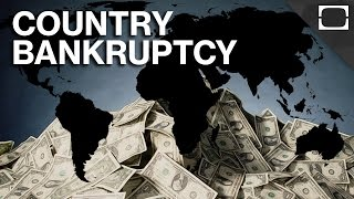 What Happens If A Country Goes Bankrupt?