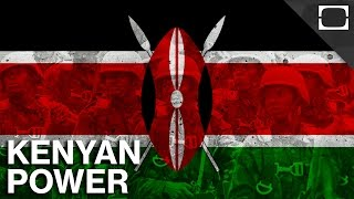 How Powerful Is Kenya?